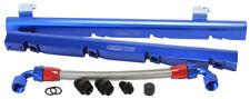 Aeroflow AF64-2008 Fuel Rail Kit Blue Fits Holden 5L Efi