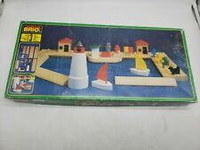 Brio 33210 Wooden Sailing Set (missing characters) Aa2