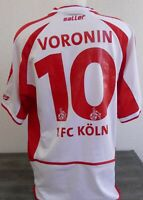 Saller 1. FC Köln Cologne 10 Voronin Gr. L XL Saison 2003 / 2004