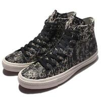 Converse Chuck Taylor All Star II Rubber High Top Black Men Casual 153562C