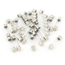 50PCS 10 Values Glass Fuses 5 x 20MM 250V 0.5A//1A//2A//3A//4A-15A Assortment Kits