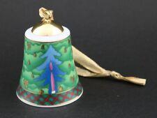 Splendida festa di Natale Campana Campana di Rosenthal Bulgari Bvlgari