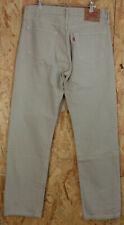 Levis Levi's 501 Herren Men Jeans Hose 34/32 Regular Light Washed sehr gut D259