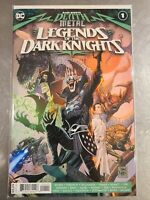 Dark Knights: Death Metal - Legends of the Dark Knights #1 - Robin King