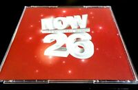 NOW 26  -  THAT'S WHAT I CALL MUSIC  2 x CD   *EX/NM*