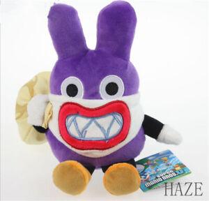 Super Mario Bros. Thief Nabbit Rabbit Totten Plush Toy Home Decora  Kids Toy