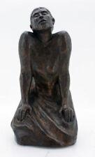 Skulpturen aus Bronze Personen
