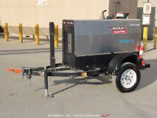 New listing 2017 Lincoln Vantage 300 300 Amp Diesel Towable Welder Generator bidadoo