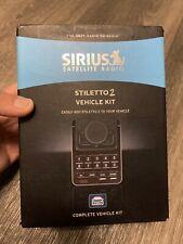 Sirius satellite radio Stiletto 2/Sl2/Slv2 Vehicle Car Kit