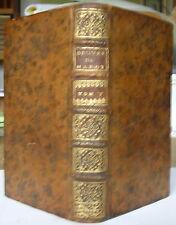 OEUVRES DE CLEMENT MAROT 1731 LA HAYE GOSSE & NEAULME POESIES DE JEAN ET MICHEL