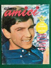 Rivista/Magazine CIAO AMICI n.10/1965 (ITA) GENE PITNEY A.CELENTANO ROKES E.PIAF