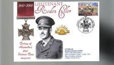 AUSTRALIAN ANZAC VICTORIA CROSS 100th ANNIV COV, SIR RODEN CUTLER