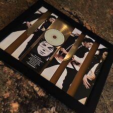 Michael Jackson Invincible Gold Record Album Disc Music Award MTV Grammy RIAA