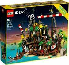 Lego 21322 ideas neuf mint Pirate barracuda of bay