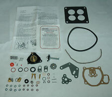 1955 57 CARB ULTIMATE KIT W/FLOAT HOLLEY 4000 SERIES 4 BARREL T-BIRD FORD - NEW