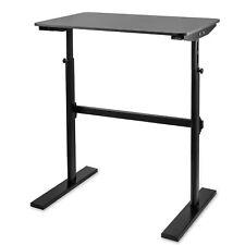 Under Desk Treadmill Table Office Desk Multifunction Adjustable Height MDF Board