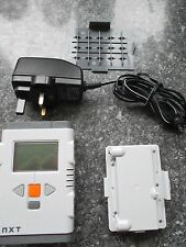 lego mindstorms nxt 2.0 control brick + rechargeable battery + charger free p&p