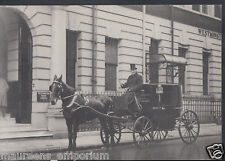 Horse & Carriage Postcard - Natwest Bank - Carriage Used In London   LC5748