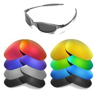 Walleva Replacement Lenses for Oakley Juliet Sunglasses - Multiple Options