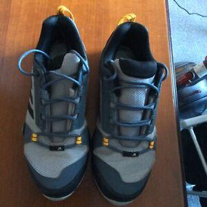 Adidas Terrex trainers 9UK used grey