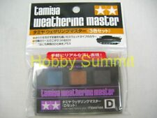 Tamiya 3-color  WEATHERING MASTER  Paint Set D  Sports Car Truck  87088
