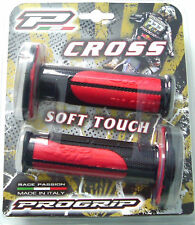 HONDA CRF250X CRF450X ENDURO CRF  DUAL COMPOUND PRO GRIPS 798 RED