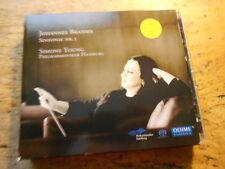 Brahms - Sinfonie Nr.1 [SACD Album] Simone Young Hamburg