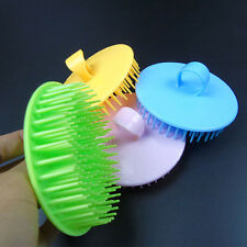 Head Massage Hair Brush Shampoo Scalp Hair Conditioner Comb Hairdressing X1PC