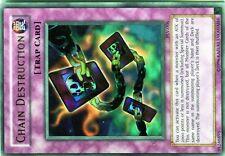 Ω YUGIOH CARTE NEUVE Ω ULTRA RARE N° PSV-006 CHAIN DESTRUCTION