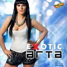 Arta Bajrami - Exotic (2011). CD with Albanian Kosovo Music Shqip