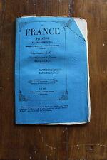 THEODORE OGIER - 1846 - livraison orig.: canton de St HAON-LE-CHATEL (Loire)
