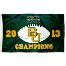 Baylor Big 12 Champions Flag 3x5 Large Banner