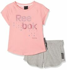 Reebok Girls T-Shirt & Shorts Set