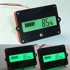 12v 48v Blei Säure Batterie Anzeige Lead-Acid Battery Kapazität LCD Tester Meter