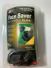 JP LANN Face Savers Golf Club Black~ Iron Covers Right Handed Set 9 USA NEW 3-SW