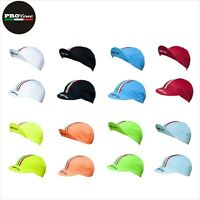PRO' line CAPPELLINO CICLISMO TRICOLORE SOTTOCASCO ALL IN ONE COLOUR ONE SIZE
