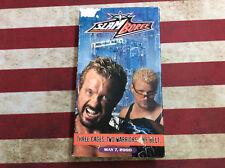 WCW Slamboree 2000 VHS Video in original box tested works DDP Jeff Jarrett