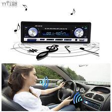 In-Dash FM Aux Input Receiver Bluetooth Car Stereo Audio SD USB MP3 Radio New