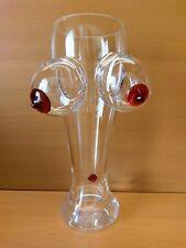 Party Bierglas Weizenbierglas mit Brüsten Brüste Busen sexy Glas Weizen Titten