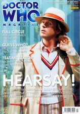 DOCTOR WHO MAGAZINE 327 (March 2003) writer Christopher Bailey interviewed