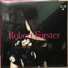 ROBERT FORSTER - SONGS TO PLAY SEALED VINYL LP + CD THE GO-BETWEENS