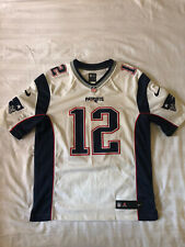 NFL Tom Brady New England Patriots Nike Jersey Size Medium