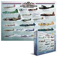 Eurographics 1000 piece Jigsaw  Air Command-World War II Bombers EG60000378