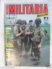 MILITARIA MAGAZINE N°2