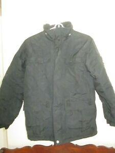 Columbia ski/snowboard Jacket size Youth 14-16 Black