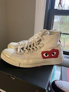 Comme Des Garcons x Converse Sneakers