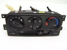 Daewoo / Chevrolet Matiz A/C Heater controls (2001-2005)