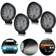 4x 27W LED Work Light Spotlight Working Lamp OffRoad Car Truck Jeep Boat 12V 24V