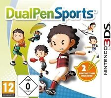 Nintendo 3ds gioco DUAL PEN SPORTS NUOVO & OVP pacco postale