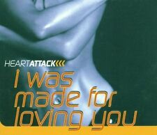 Heart Attack I was made for loving you (1996) [Maxi-CD]